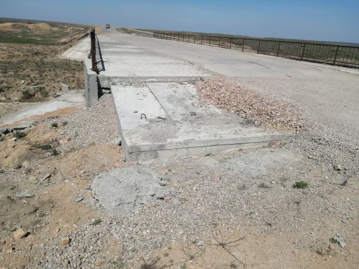 Недостроенный мост на севере Казахстана: осужденный за взятку чиновник и новый подрядчик