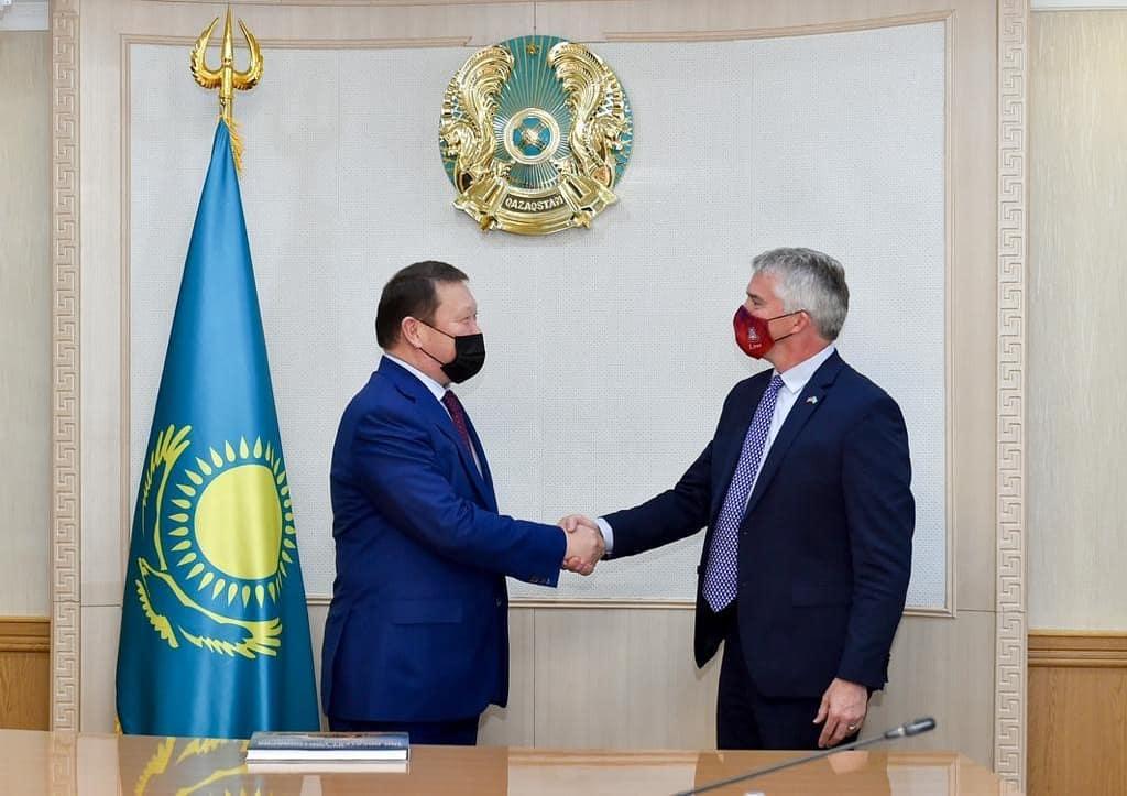 Северо-Казахстанский вуз хотят отдать в доверительное управление университету Аризоны
