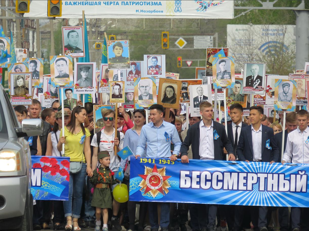 Торжества по случаю Дня Победы в Казахстане перенесли на следующий год