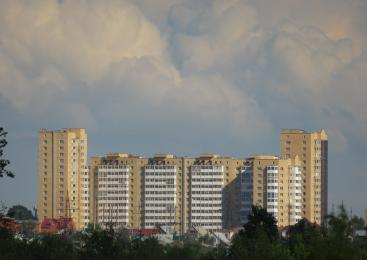 За месяц цены на новое жильё в Казахстане выросли на 0,8%