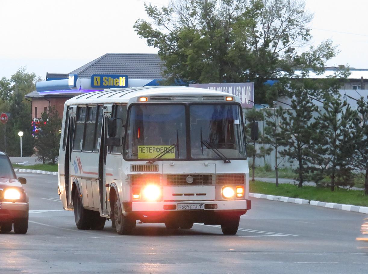 Дачные маршруты Петропавловска могут прекратить свою работу