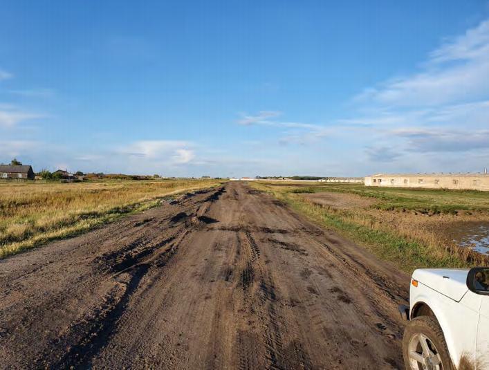 На севере Казахстана отремонтируют дорогу «Булаево-Куломзино»