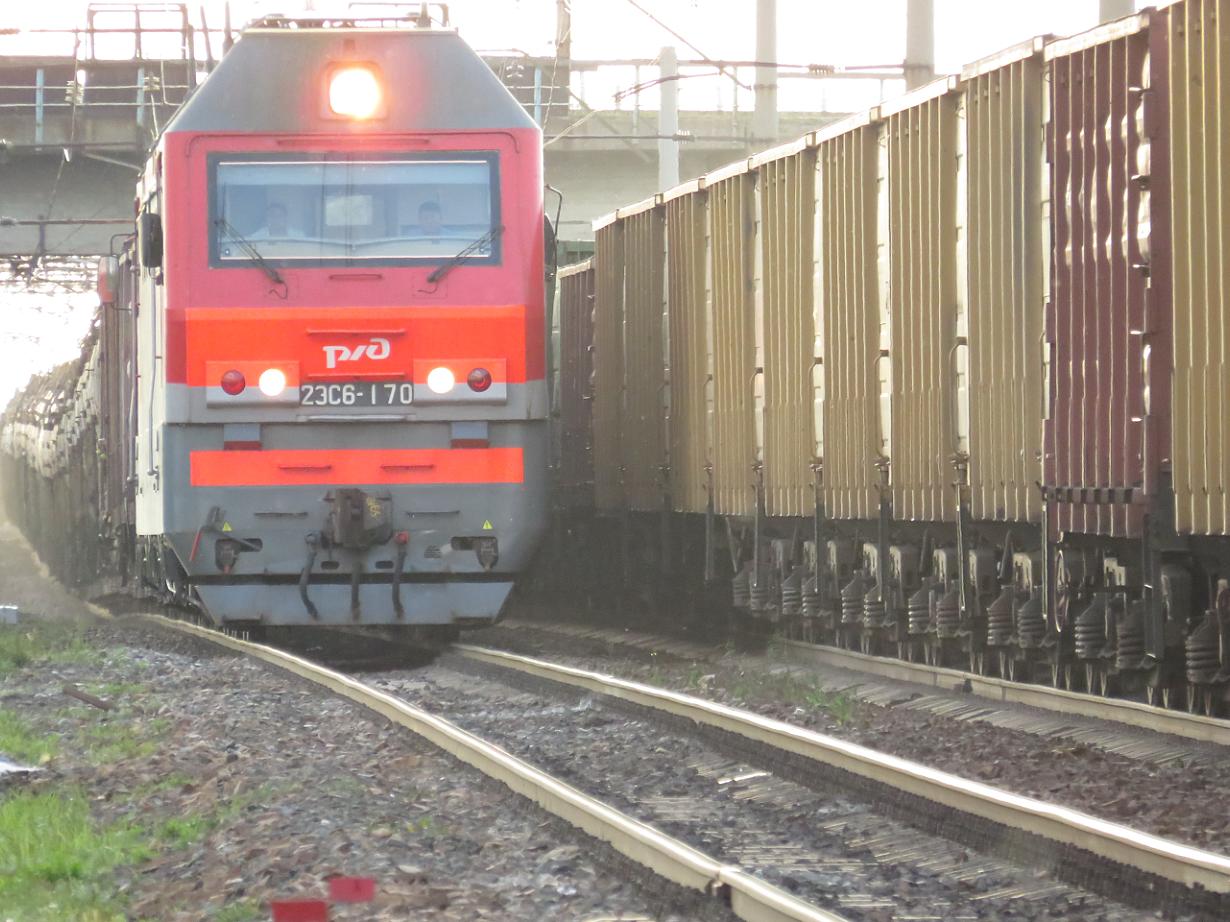 Находящийся в розыске россиянин приехал в Петропавловск на грузовом поезде