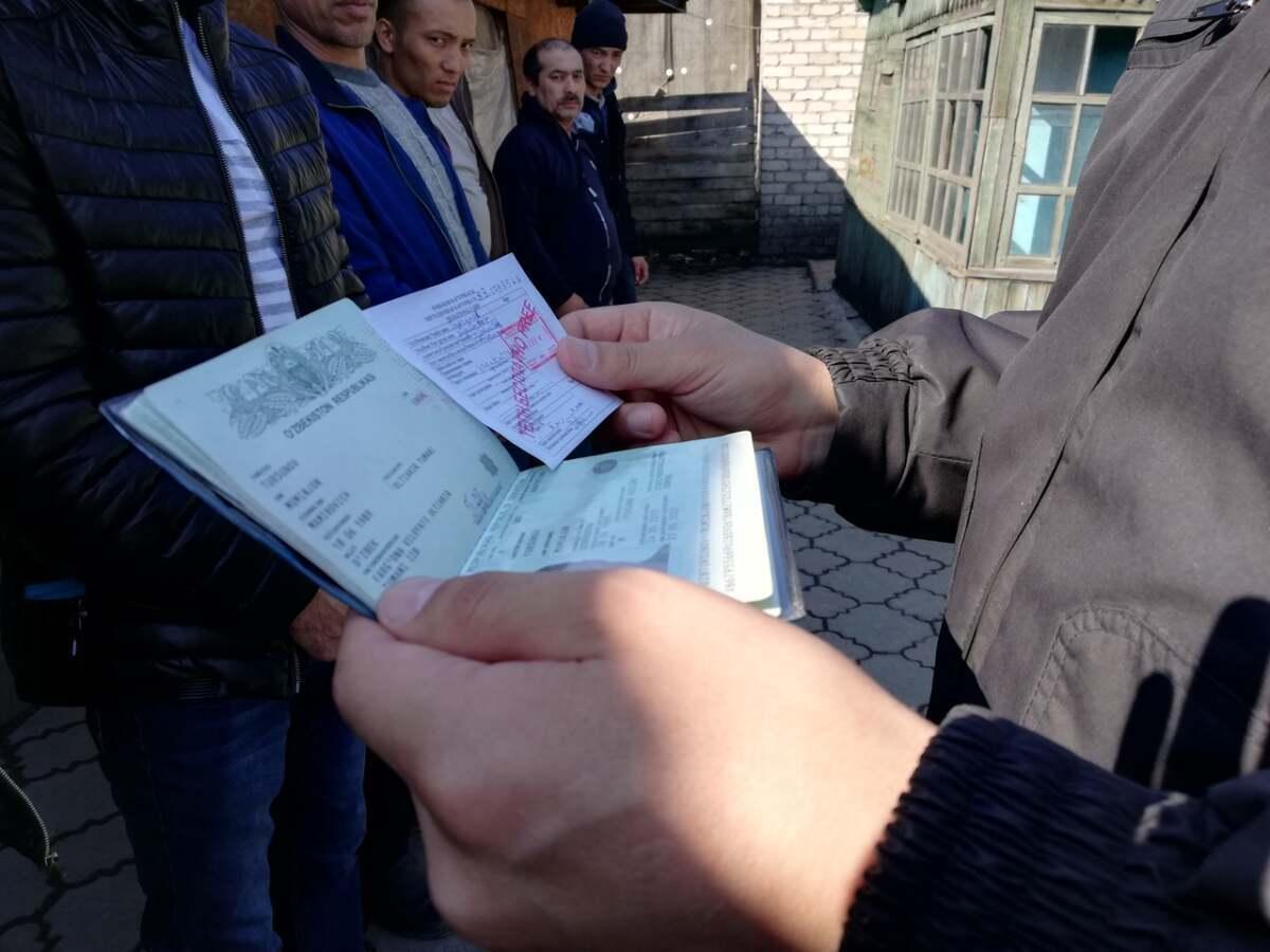 В Петропавловске задержали жителей Афганистана, незаконно перешедших границу