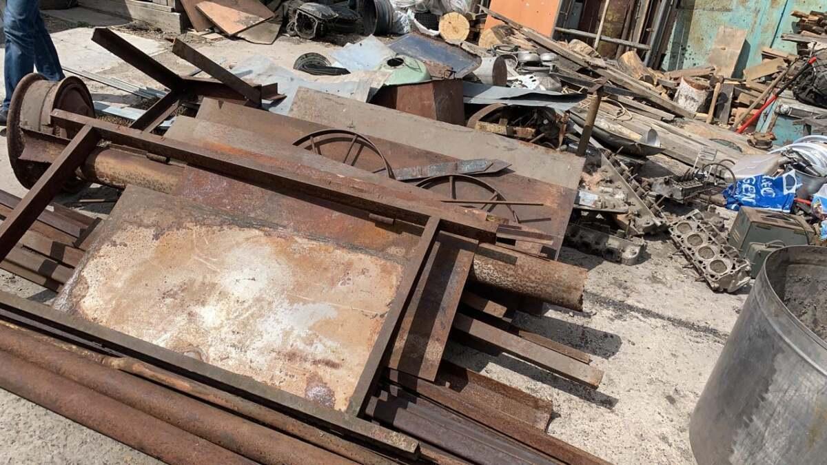 Железо и велосипеды украл житель Петропавловска у умершего соседа