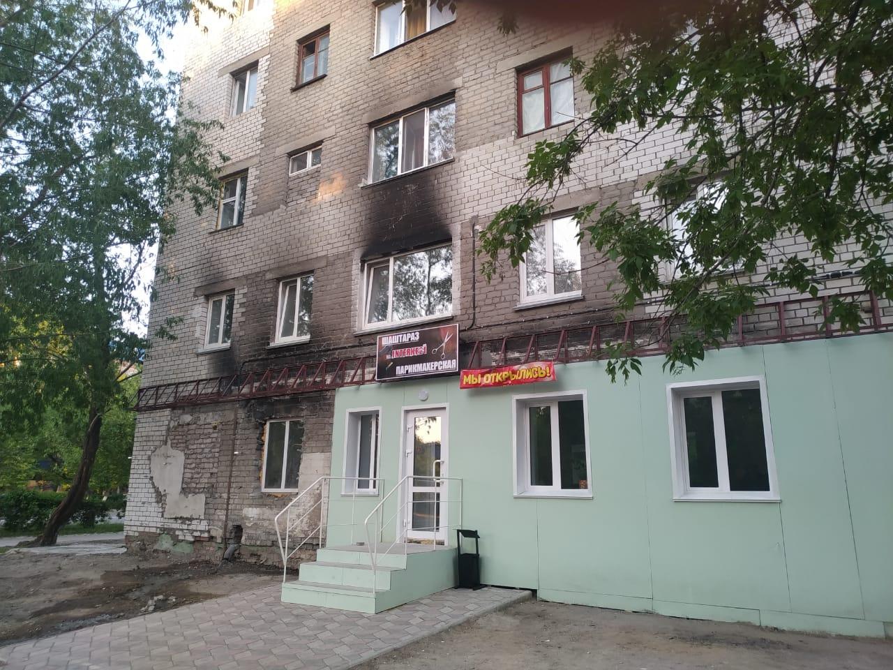 В Петропавловске жильцы пострадавшего от взрыва общежития вернулись домой