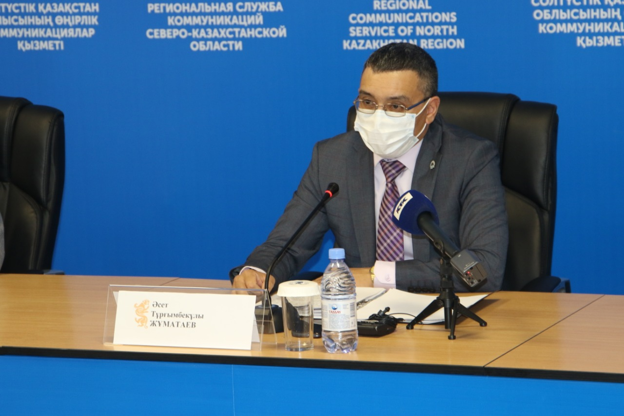 В Петропавловске вводят новые ограничения из-за роста заболеваемости Covid-19