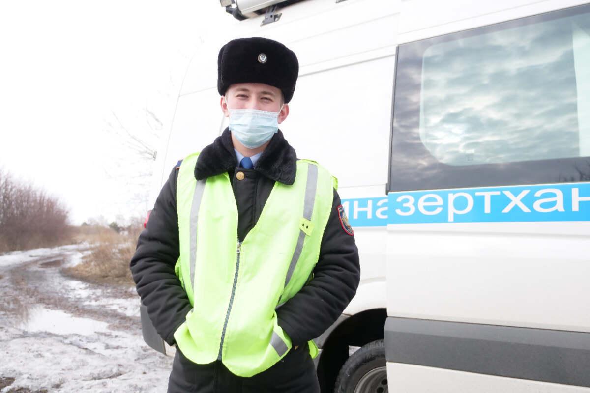 О работе полицейских криминалистов рассказали в Петропавловске