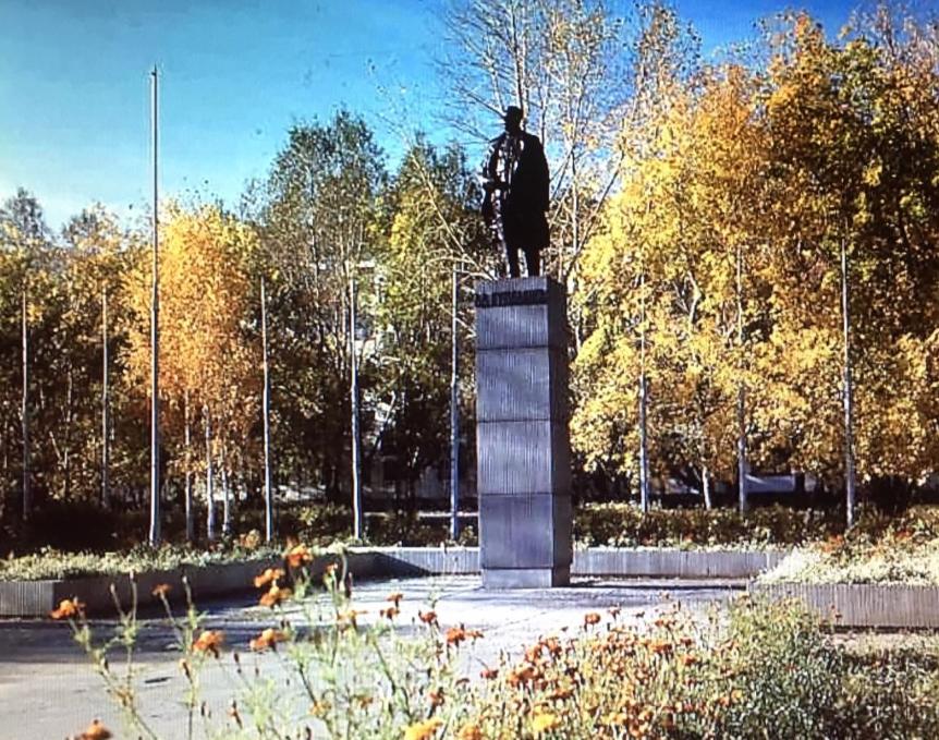 От заводского сквера в Петропавловске практически ничего не осталось