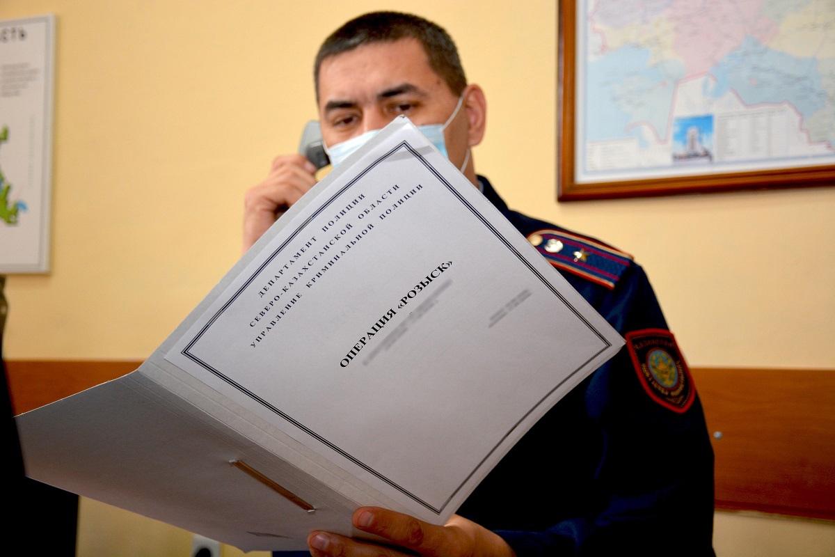 На севере Казахстана скрываются преступники из приграничных областей России
