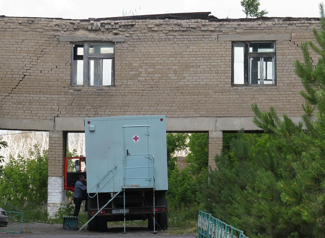 Жители Казахстана не поверили данным статистики о превосходном качестве здравоохранения
