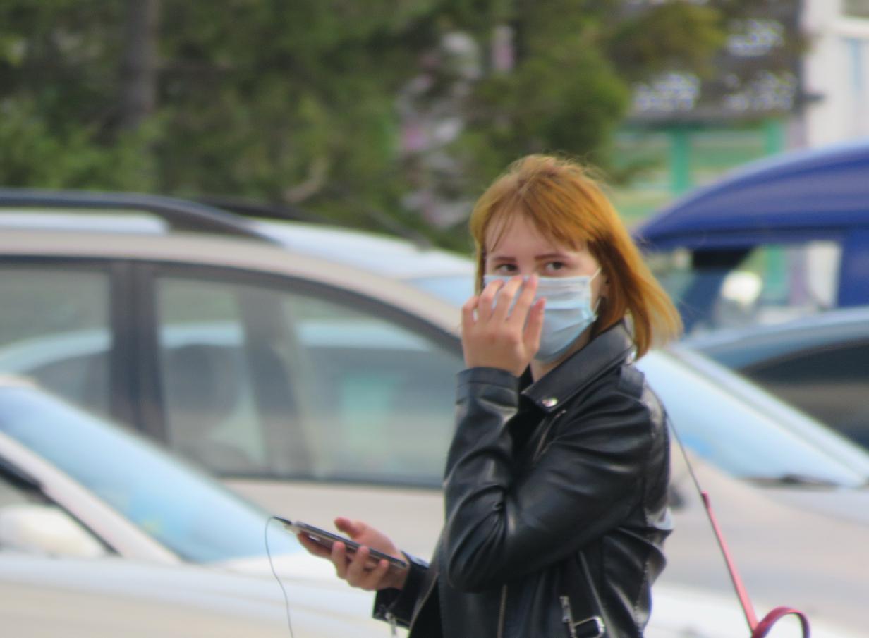 В два раза выросла заболеваемость коронавирусом на севере Казахстана