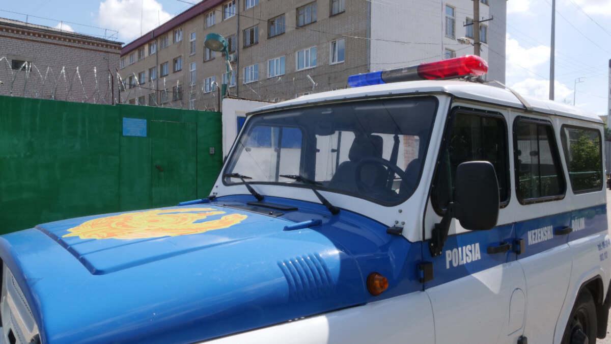 Житель Северо-Казахстанской области два месяца скрывался от полиции в Алматы
