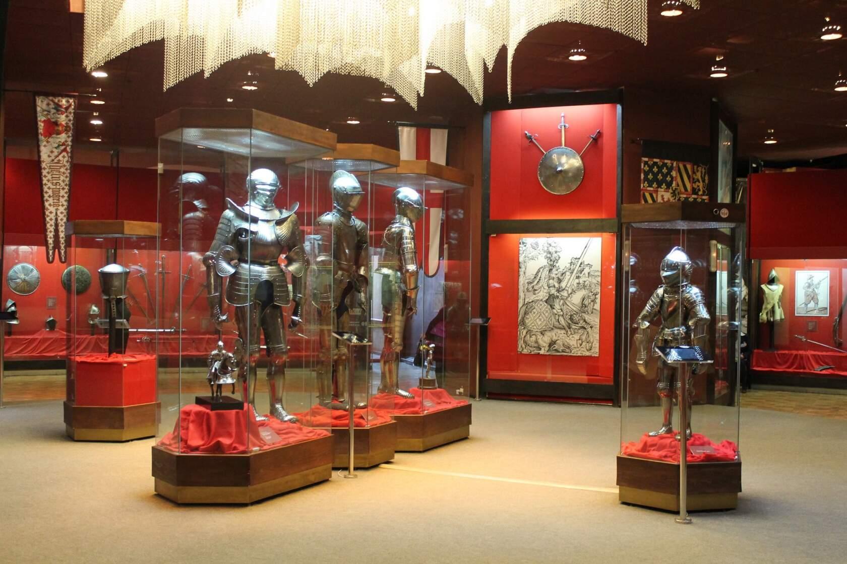 Музей оружия в Туле и памятники оружейникам