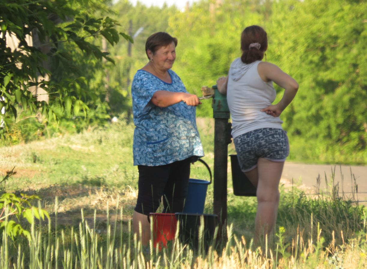 По обеспеченности водоснабжением Северо-Казахстанская область оказалась в числе аутсайдеров