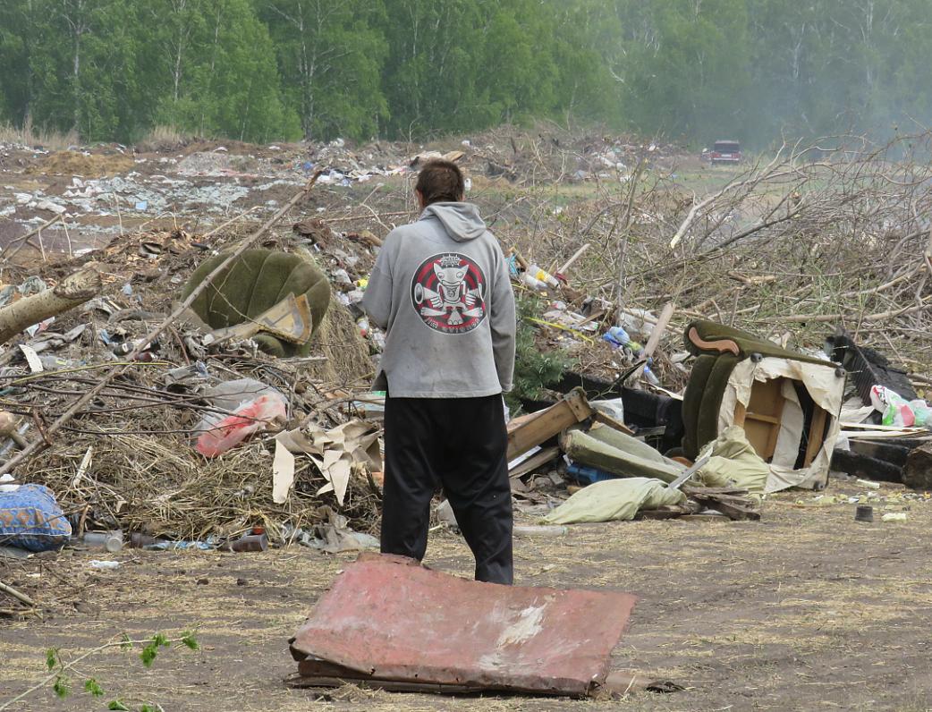 В Петропавловске планируют повыситьтариф на вывоз мусора