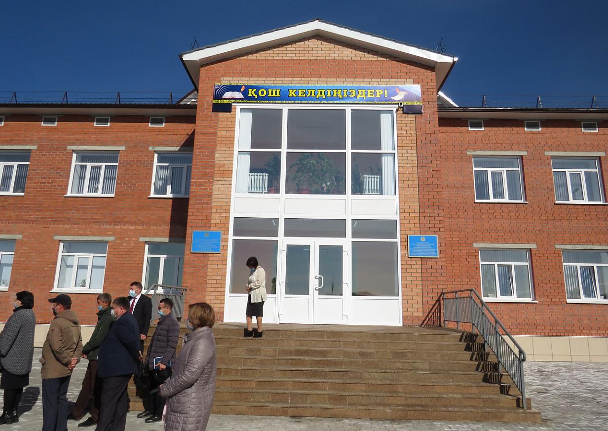 За 5 лет на севере Казахстана планируют построить 16 новых школ