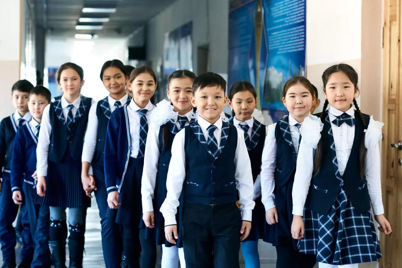В чём пойдут в школу североказахстанские ученики
