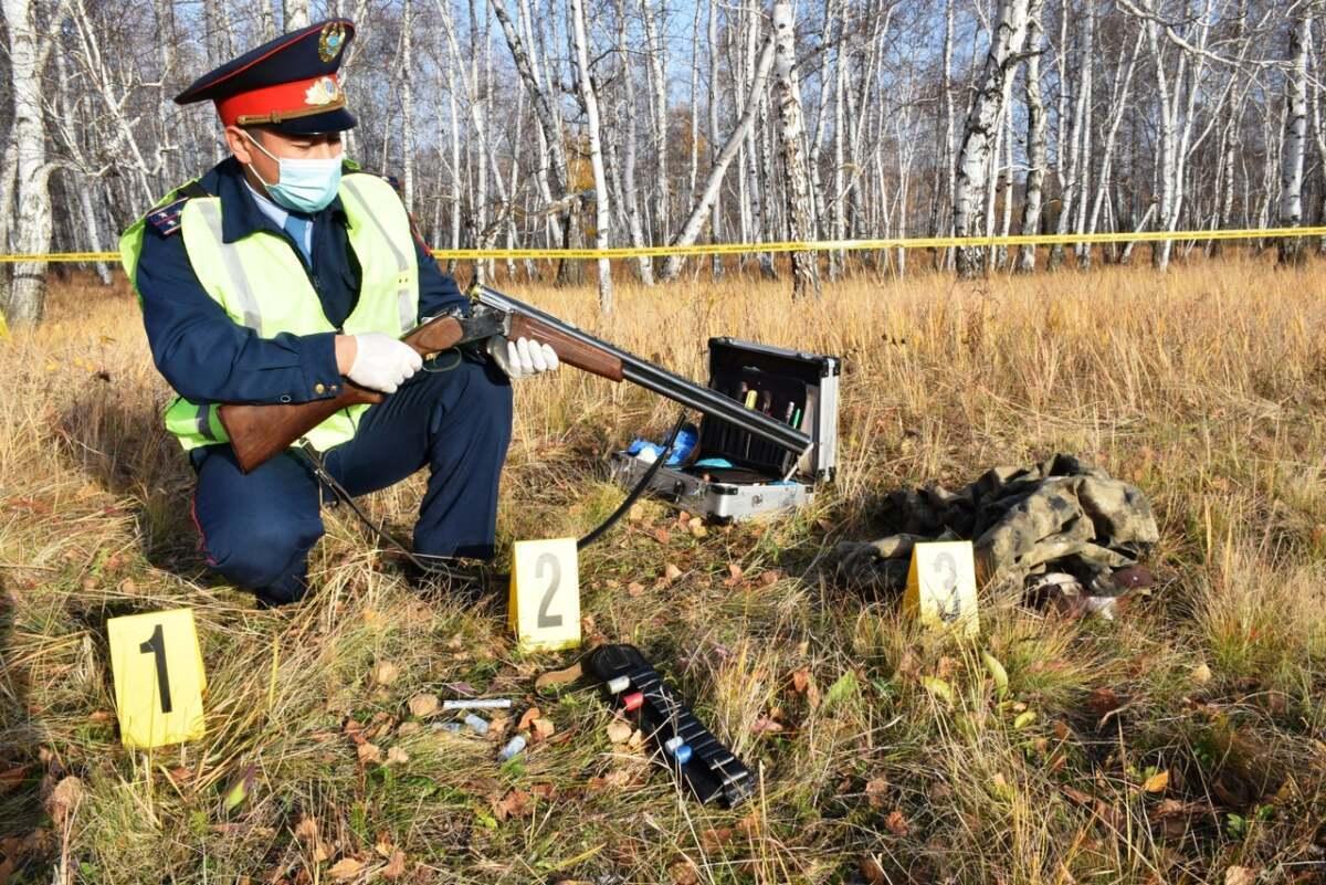 Как работают криминалисты Северо-Казахстанской области