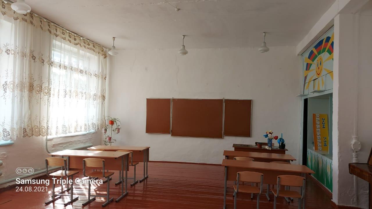 Ремонт школы в селе Ильич на севере Казахстана только начали:правдаили ложь?