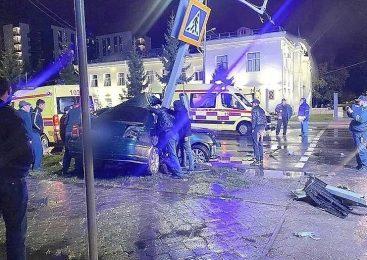 В Петропавловске водителя Тойоты взяли под стражу из-за смертельного ДТП