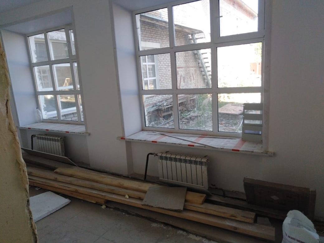 Почему затянулся ремонт школ на севере Казахстана