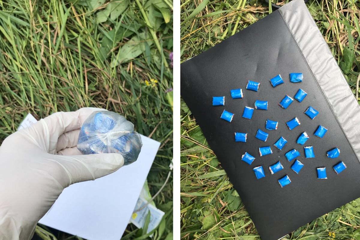 У 25-летней жительницы Петропавловска изъяли 15 грамм синтетических наркотиков