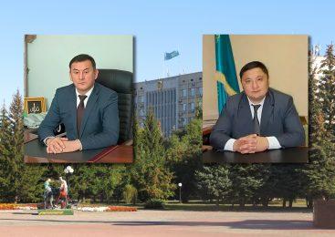 На севере Казахстана назначили новых руководителей управлений